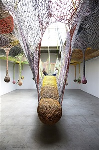 ernesto neto slow iis good by ernesto neto