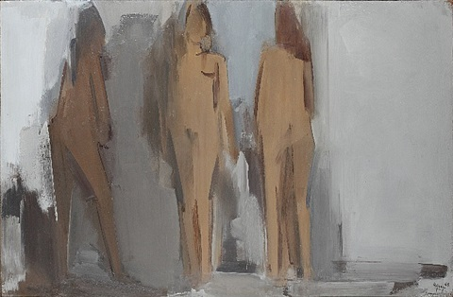 trois nus pour un espace by fermin aguayo