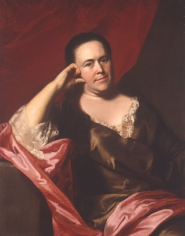 mrs. john scollay (mercy greenleaf) by john singleton copley