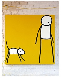 pet by stik