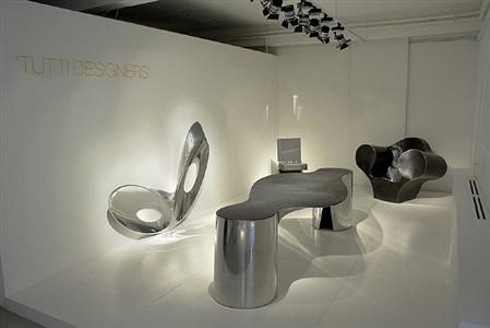 exhibition view <br> tutti designers