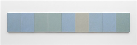 ru ware project by brice marden