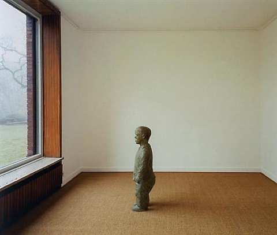 krefeld dwarf by juan muñoz