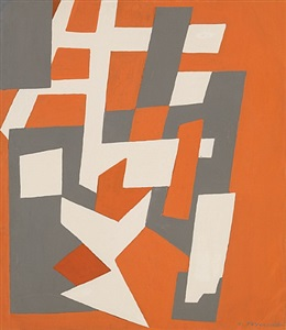 abstraction (nt-691) by nina tryggvadottir
