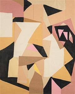 abstraction (nt-cp-52/15) by nina tryggvadottir