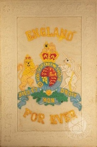 found art: england forever by peter blake