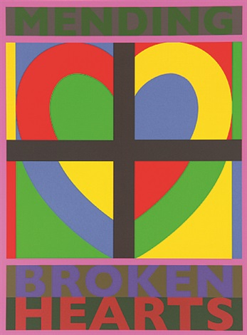 mending broken hearts by peter blake