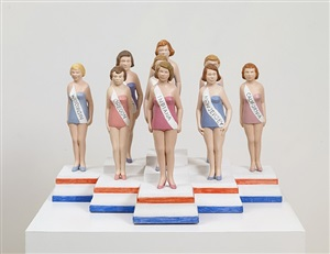 miss american contest by john cross