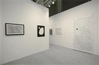 exhibition view by dadamaino
