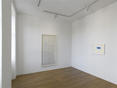 callum innes: works on paper (1989 - 2012), installation view, gallery i