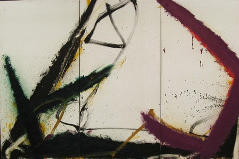 himalayas by norman bluhm