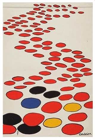 beaucoup de soucoupes volantes by alexander calder