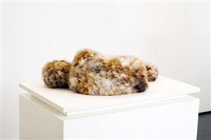feather child iv by lucy glendinning
