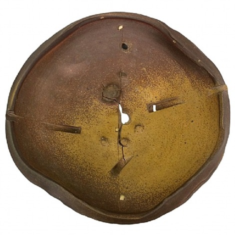 platter by peter voulkos