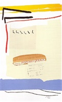america - la france variations iii by robert motherwell