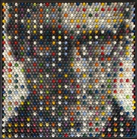 damien hirst by christian faur