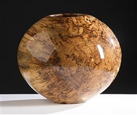 spalted hackberry by philip moulthrop