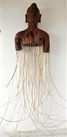 buddha of the scarred land by sopheap pich