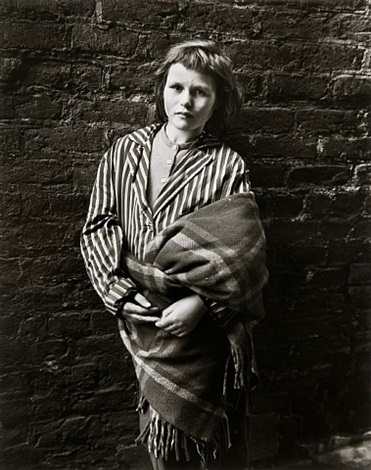 tinker girl, dublin by evelyn hofer