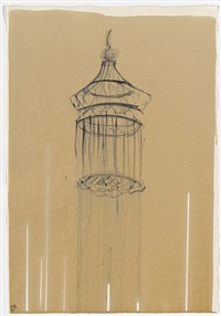 cage by rachel howard