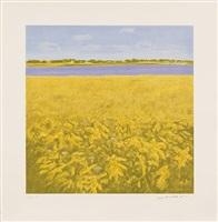 goldenrod by jane freilicher