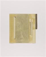 untitled 2012 (l106-063) by werner haypeter