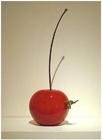 cherry with spigot i by stephanie chubbuck