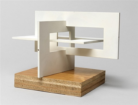 working model no. 15 by josé de rivera