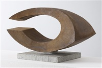 horizontal twist version i by beverly pepper