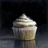 vanilla with sprinkles (sold) by michael naples