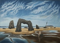 memories of the coast of france by george copeland ault