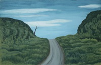 the road to stony clove by george copeland ault