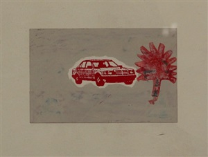 untitled (car) by prunella clough