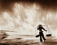 sand storm, vietnam by don hong-oai