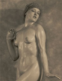 untitled (nude) by nickolas muray