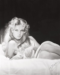 brigitte bardot for look magazine, madrid by peter basch