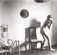 untitled, antella, italy by francesca woodman