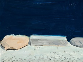 rocks 3 by alex katz