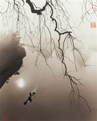 untitled (river with branch by don hong-oai