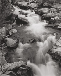roaring fork river, colorado by george tice