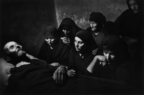 spanish wake by w eugene smith