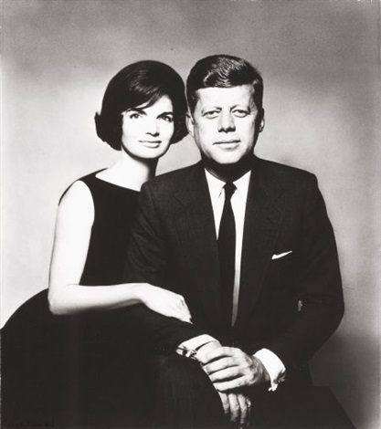 kennedy portrait by richard avedon
