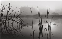 broughton castle by michael kenna