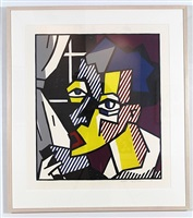 the student by roy lichtenstein