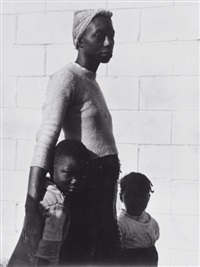 she is the tree of life to them (florida) by consuelo kanaga