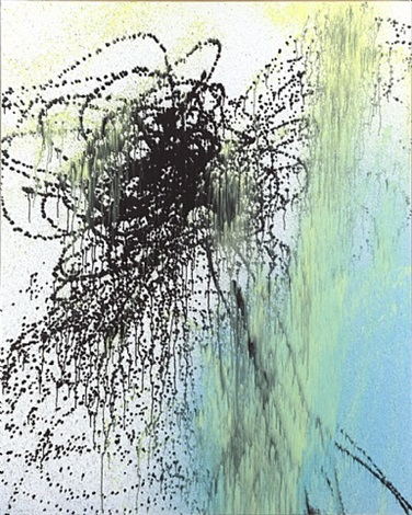 t1989-k40 010-0 by hans hartung