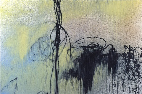 t1989-k42 593-0 by hans hartung