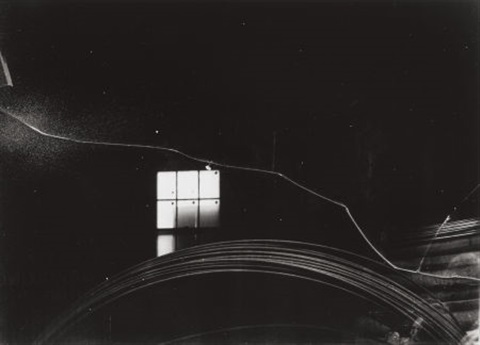 wire window and crack boston by minor white