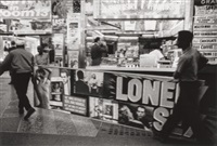 times square, by robert frank