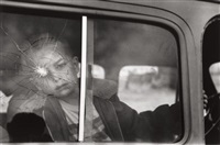 colorado (cracked glass with boy) by elliott erwitt